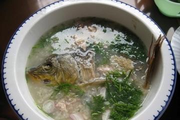 Bí quyết nấu cháo cá chép thơm ngon không tanh cho bà bầu