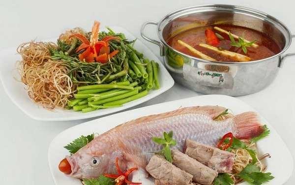 Cá diêu hồng, với công thức chế biến 3 món ngon chuẩn vị tại nhà