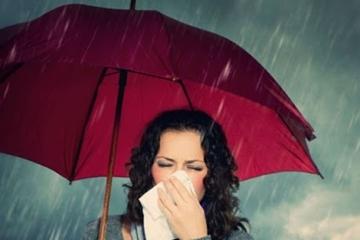 Cách bảo vệ sức khỏe trong mùa mưa phòng tránh các bệnh cảm cúm