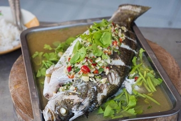 Cách làm món cá hấp bia thơm ngon bổ dưỡng cho cả gia đình