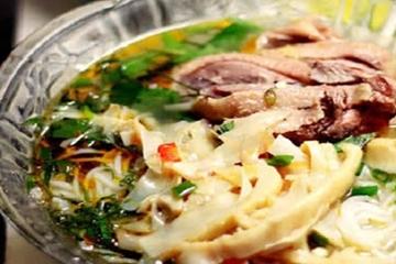 Cách nấu vịt xáo măng ngon thịt vịt không bị hôi