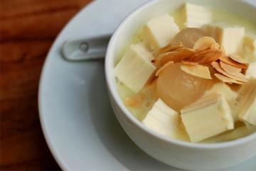 Công thức chế biến món  chè khúc bạch thơm ngon, bổ dưỡng nhất