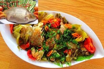 Lợi ích của việc ăn cá chép, top 4 cách chế biến cá chép thơm ngon