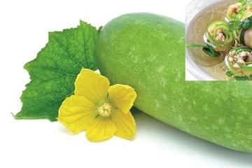 Lợi ích khi ăn bí đao, top 3 cách nấu canh bí đao ngọt mát thơm ngon bổ dưỡng