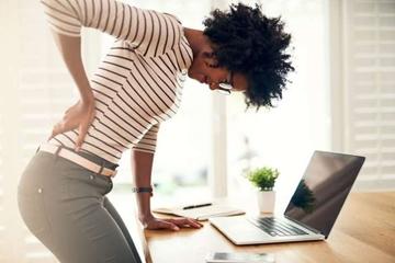 Mẹo những tư thế tốt giúp dân văn phòng ngồi máy tính cả ngày mà không bị mỏi