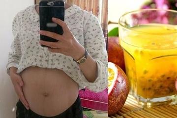 Tác dụng tuyệt vời của quả chanh leo đối với sức khỏe mẹ bầu