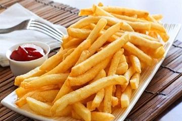Thêm một bước khi chiên khoai tây, khoai sẽ mềm trong giòn ngoài, để lâu không ỉu