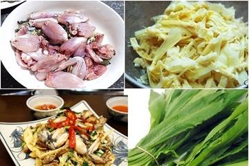 Top 3 cách làm ếch xào đậm đà, thơm ngon dễ làm tại nhà