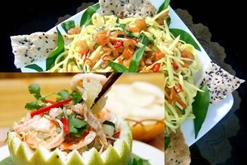 Top 6 công thức làm món ăn thanh mát cho ngày hè oi nóng