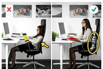 Top những cách hay nhất bảo vệ đau lưng cho những ai làm việc công sở